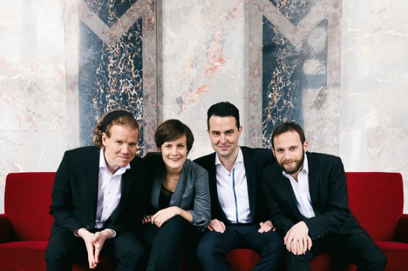 Niko Leopold Quartett, Credit: Maria Frodl